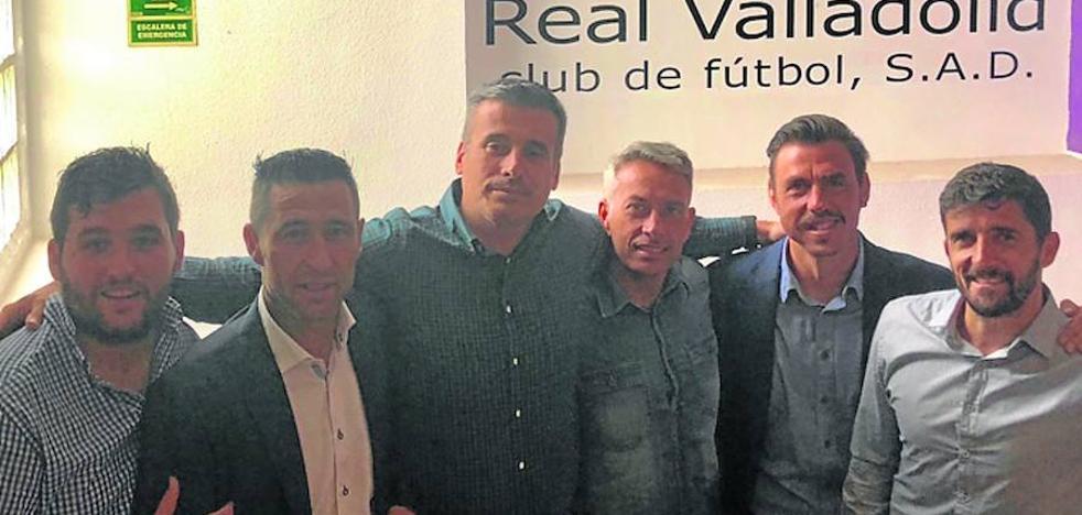 El Real Valladolid profesionaliza la estructura de la cantera