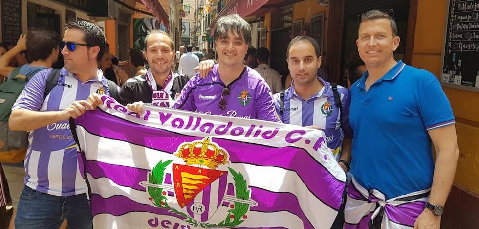 En El Tubo se lleva mejor la espera del Zaragoza-Real Valladolid