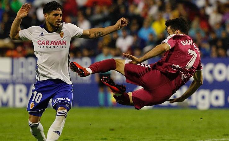 Zaragoza 3-2 Real Valladolid