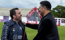 Turu Flores ve al Real Valladolid como el más fuerte del 'play-off'