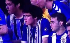 La historia del hincha del Real Valladolid que perdió las gafas tuvo final feliz
