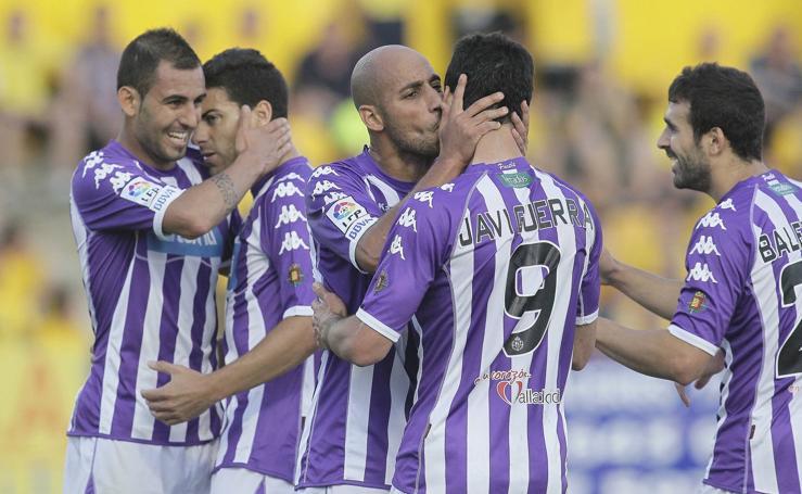 Los otros 'play off' que ha jugado el Real Valladolid