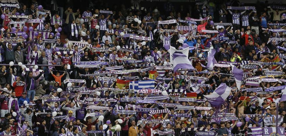 Participa en nuestra porra para los partidos de ida y vuelta del Real Valladolid contra el Numancia