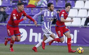 Numancia y Real Valladolid se juegan la ida del 'play-off' escondiendo sus cartas hasta última hora