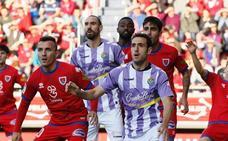 El Real Valladolid tritura al Numancia y ya huele a Primera División