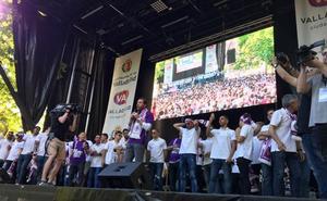El ascenso cambiará la cara al estadio Zorrilla y el Real Valladolid tendrá una calle