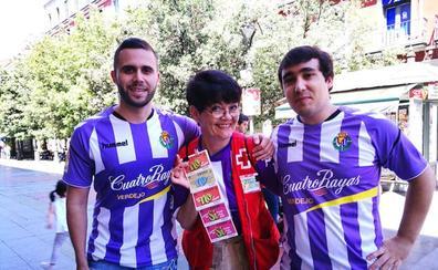 ¡Valladolid, no estás solo!