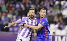 Deivid deja el Real Valladolid
