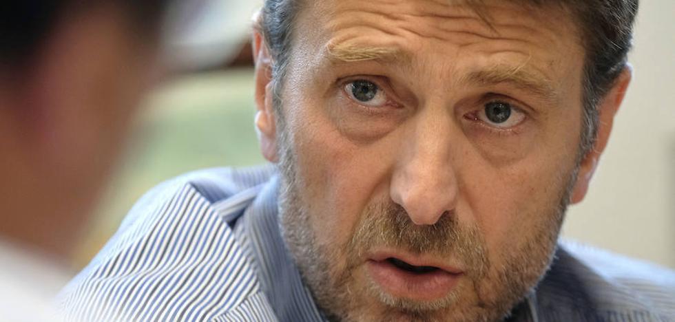 Carlos Suárez: «Si no se hubiera ascendido, ya no sería el máximo accionista del Real Valladolid»