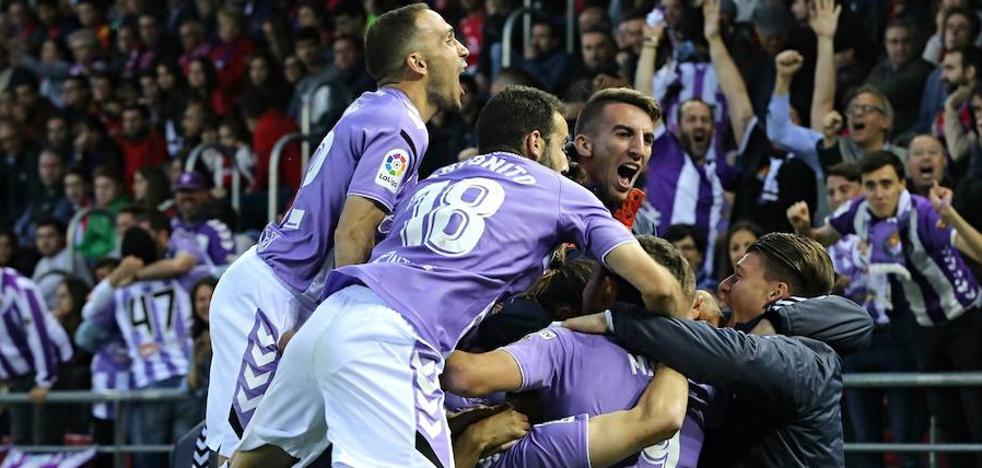 Ocho delanteros de Segunda que podrían encajar en el Real Valladolid