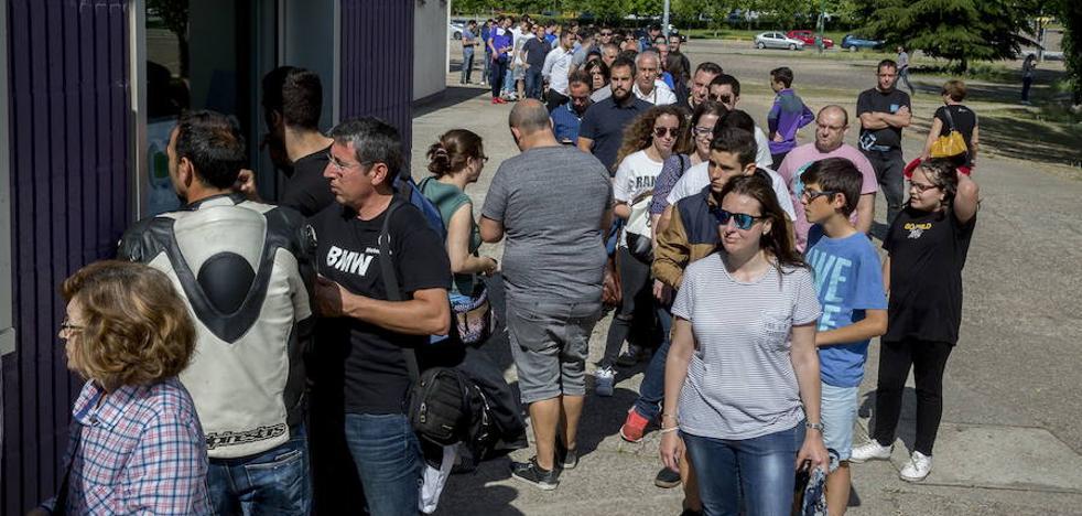 La campaña de abonados del Real Valladolid arrancará el 9 de julio
