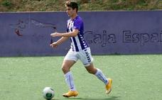 Abel Pascual vuelve al Real Valladolid para reforzar la defensa del Promesas