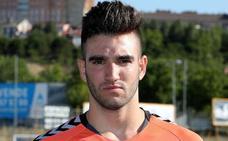 El portero Javi Hernández amplía su contrato con el Real Valladolid hasta 2020