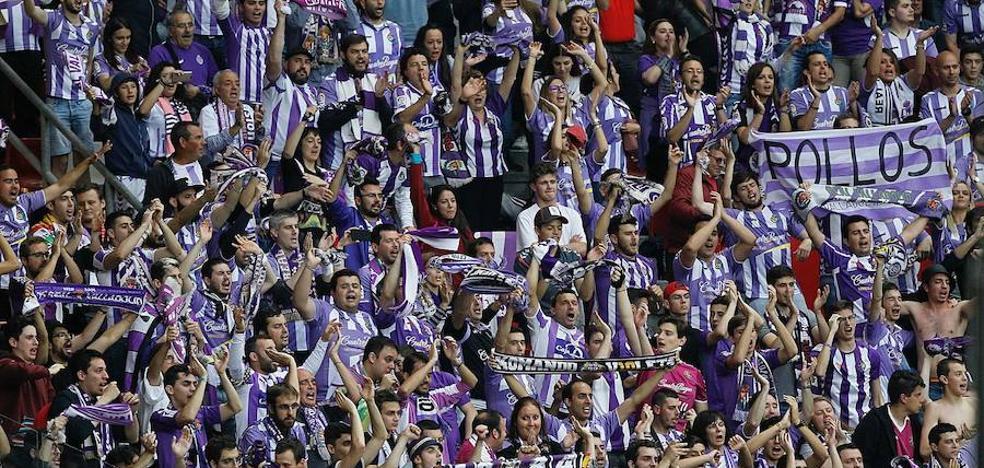 La Federación de Peñas del Real Valladolid prolonga cuatro años el mandato de su junta directiva
