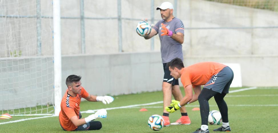 19 jugadores en el primer entrenamiento del Real Valladolid B