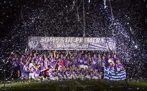 El Real Valladolid lanza un emotivo documental sobre el ascenso a Primera