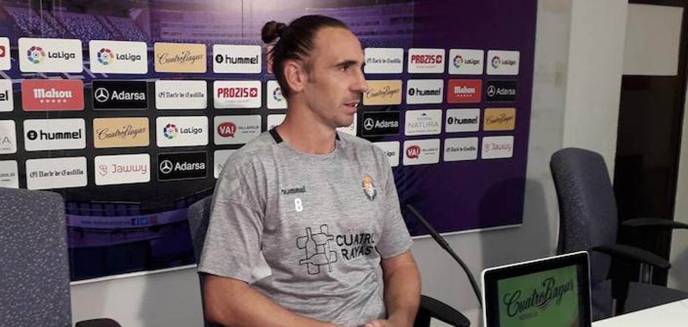 «Mi idea es jugar un partido más y luego, el siguiente; sin más planes» afirma Borja
