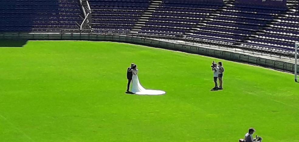 Zorrilla, escenario de boda