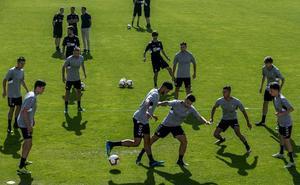 El Real Valladolid, rumbo a Marbella sin fichajes