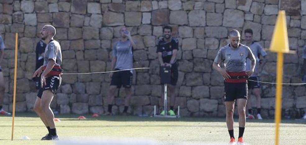 Solo un tónico para la prueba con el Almería