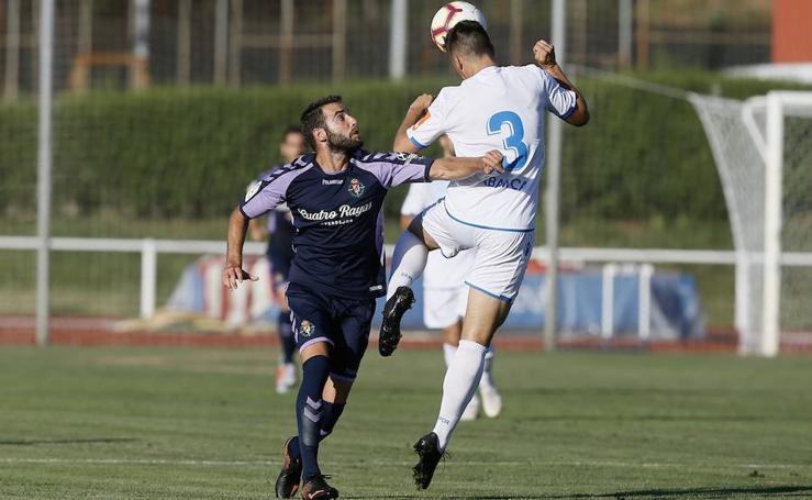 Empate entre Real Valladolid y Deportivo de la Coruña (1-1)