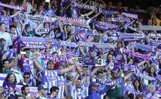 El Real Valladolid limita a 20.000 el número de abonados y creará una lista de espera