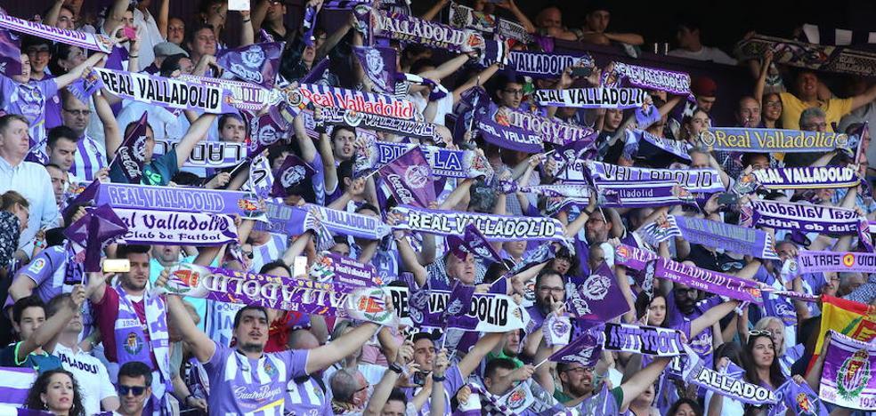 Las razones del límite de 20.000 abonados en el Real Valladolid