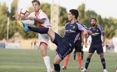 Partido entre el Real Valladolid y el Rayo Vallecano