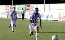 Real Valladolid B, 3 - Medinense, 0