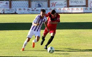 El Laguna tutea al Valladolid B