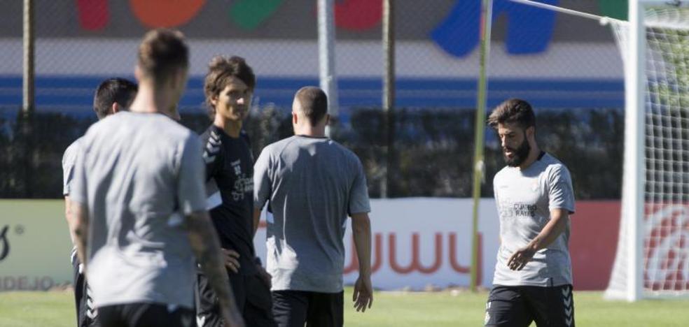 Sergio deja en Valladolid a Moi, Domínguez y los lesionados