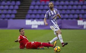 El Real Valladolid ficha a Fede San Emeterio y lo cede al Granada