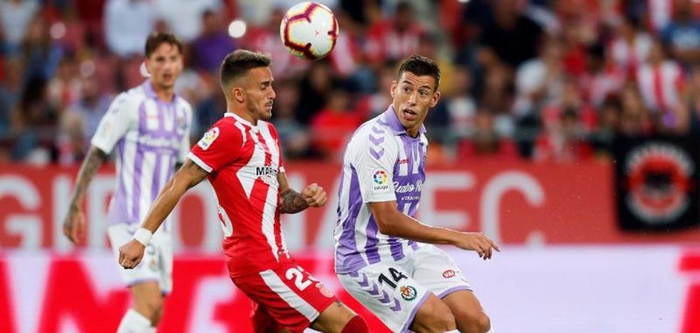 El Real Valladolid suma su primer punto gracias al trabajo defensivo