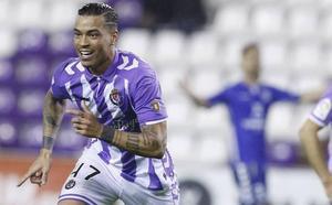 Raúl de Tomás se aleja del Real Valladolid y podría poner rumbo a Lisboa