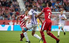 El Valladolid se estrena con una gran defensa