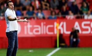 Sergio González: «Es muy buen resultado; un punto muy importante»