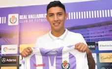 Presentación del argentino Leo Suárez como nuevo jugador del Real Valladolid