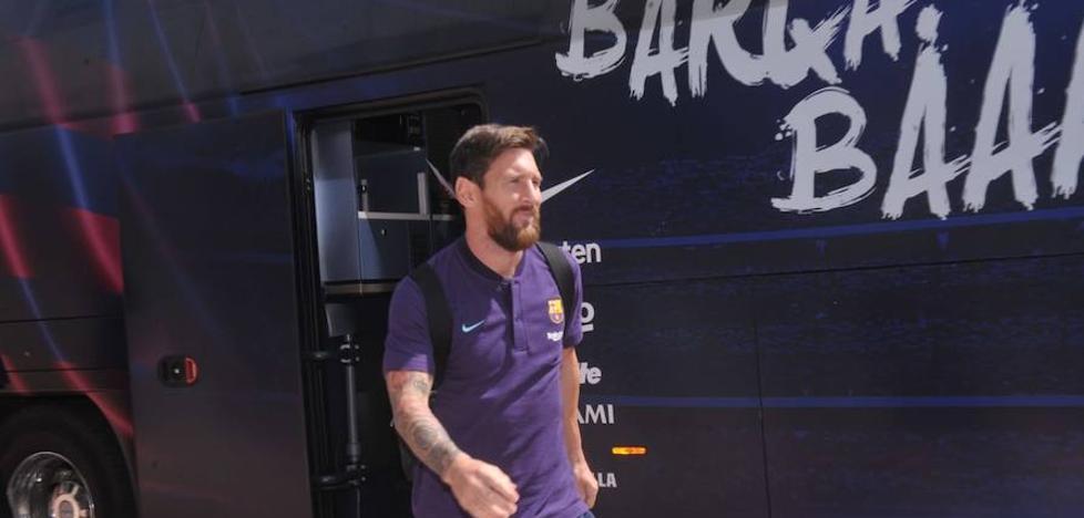 Valladolid vuelve a sentirse en Primera con la llegada del Barcelona a la ciudad