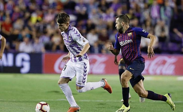 Real Valladolid-FC Barcelona
