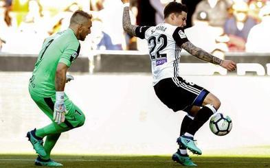 Yoel ya es portero del Real Valladolid