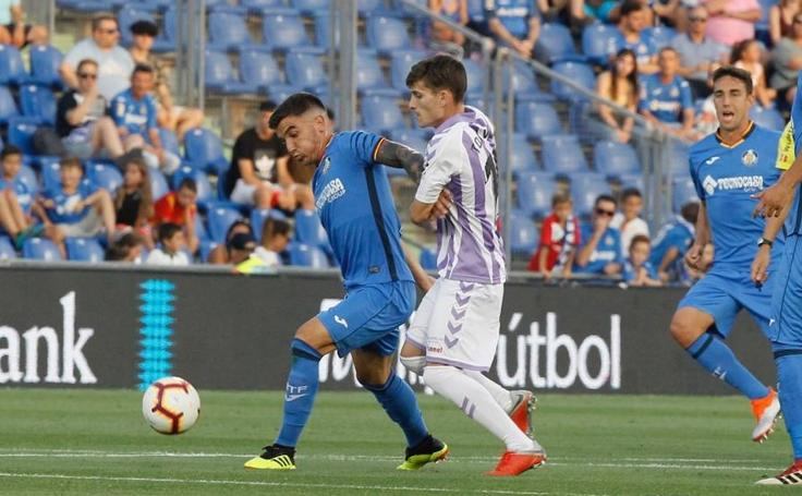 Getafe 0 - 0 Real Valladolid
