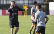 Sergio se lleva 18 jugadores al partido de entrenamiento contra el Athletic