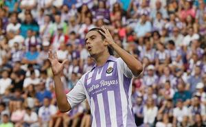 El Real Valladolid cae ante el Alavés en el minuto 93