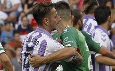 Prieto Iglesias y Medié Jiménez, próximos árbitros de los encuentros del Real Valladolid