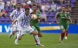 Kiko Olivas, el jugador del Real Valladolid que se apoyó en la autocrítica para mejorar