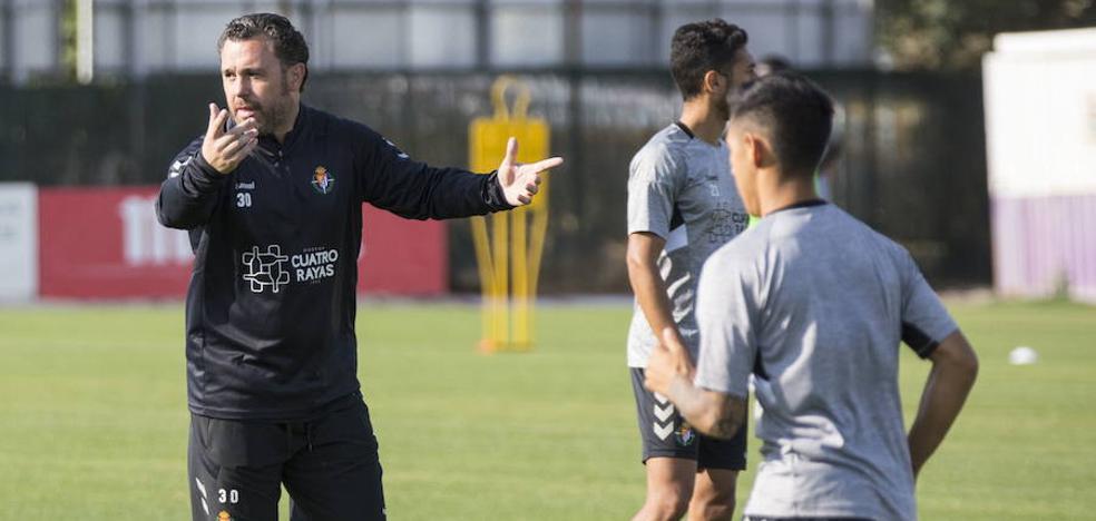 Sergio reconoce que «el equipo necesita la adrenalina de celebrar un gol»
