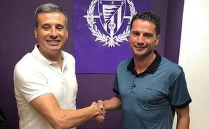Torres Gómez vuelve al Real Valladolid