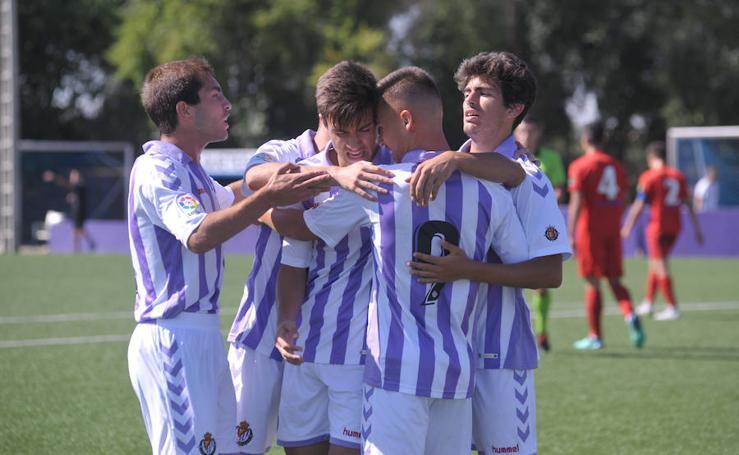 Juvenil A Real Valladolid 3 - 1 Santa Marta