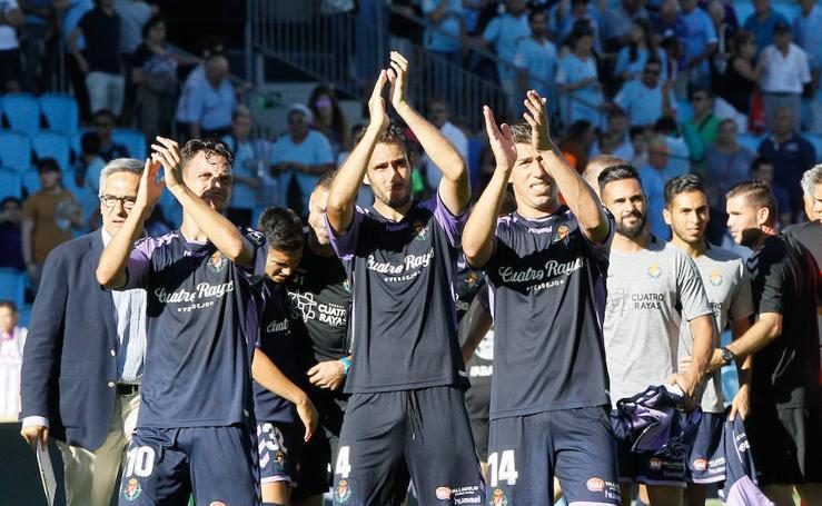 Celta de Vigo 3 - 3 Real Valladolid