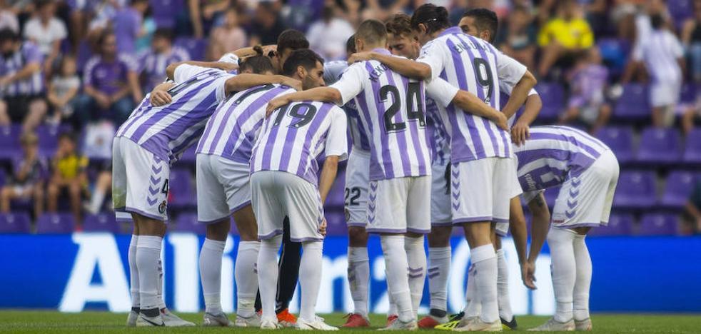 Marcar y ganar: doble reto para el Real Valladolid en Vigo